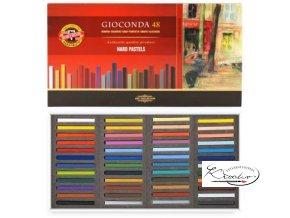 Gioconda 48 Hard Pastels