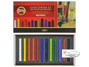 Gioconda 12 Hard Pastels