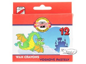 Voskovky Koh-i-noor 12