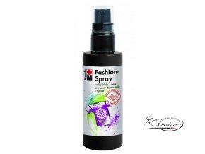 Fashion Spray Marabu 100 ml - 073 Černá