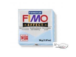 Fimo hmota Effect Pastel - 305 Modrá