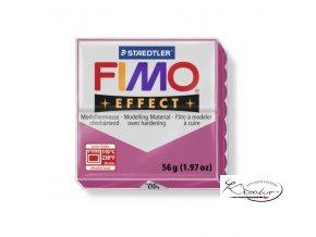 Fimo hmota Effect 56g - 286 Rubín