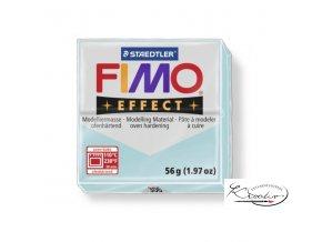 Fimo hmota Effect 56g - 306 Ledově modrý krystal