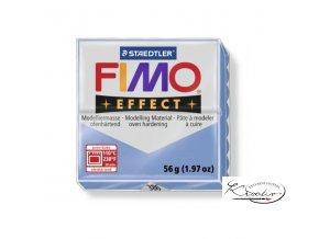 Fimo hmota Effect Gemstone - 386 Modrý achát