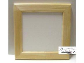 Rámeček dřevo 20x25x2,5cm
