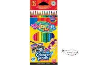 Pastelky Colorino Aquarell 12