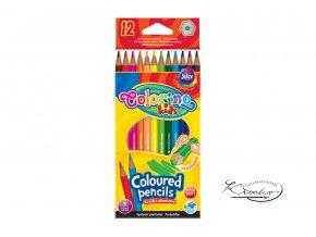 Pastelky Colorino 12
