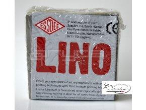 Lino pro linoryt  7,5 x 7,5 cm Hard