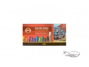 TOISON D´OR 12 - Extra soft pastels