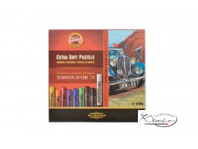 TOISON D´OR 24 - Extra soft pastels