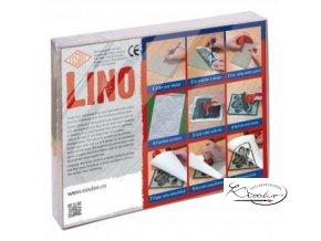 Lino pro linoryt 15 x 10 cm Classic