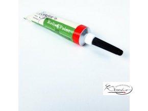 Reliefpaint Decorfin - 302 Červená