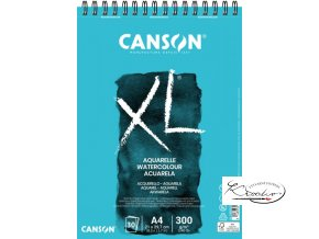 Blok XL Aquarelle A4