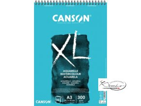 Blok XL Aquarelle A3