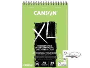 Blok XL Recyclé A5