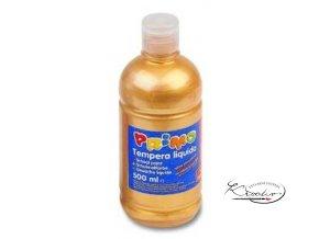 Tempera Primo 500 ml - Gold
