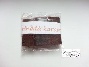 Barva do svíček 5g - Hnědá karamel