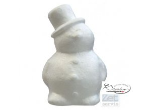 Polystyren Sněhulák 16,5 cm