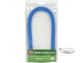 Plastické křivítko - 40 cm
