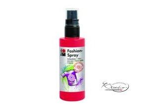 Fashion Spray Marabu 100 ml - 232 Červená