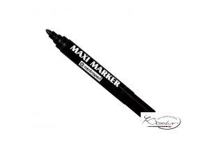 Maxi Marker 8936 - černý