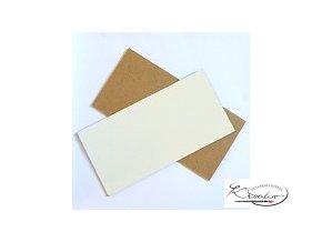 Sololitová deska potažena bavlněným plátnem se šepsem - ořezané na hraně / není přetaženo přes hranu - zadní část zůstává surová. Určeno pro všechny druhy malby.