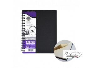 Blok Simply Sketch A5