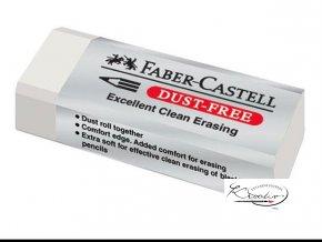 Pryž bezprašná Faber Castell 20g