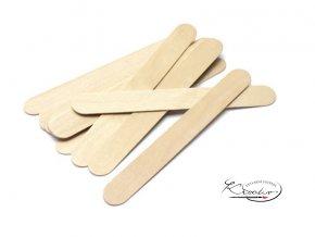Dřevěná špachtle 150x18 mm