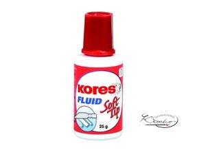 Opravný lak  Kores Fluid 25g