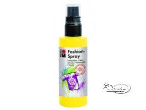 Fashion Spray Marabu 100 ml - 220 Žlutá