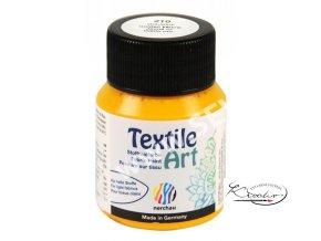 Textile Art 59 ml - 210 Zlatožlutá