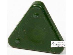 Vosková pastelka Tringle Magique Pastel - olivově zelená