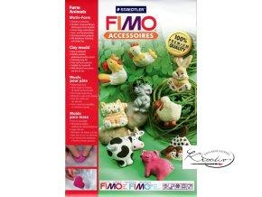 Silikonová forma - Farma  Silikonová forma - Farma