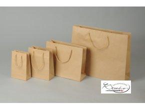 Taška papírová 11x14x6cm  Taška papírová 11x14x6cm