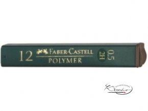 Grafitové tuhy 0,5 2H Faber Castell