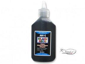 Kontura na sklo slupovací 40 ml - černá