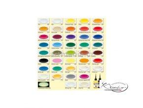 Barvy na sklo Nerchau 80 ml
