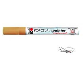 Porcelain painter - 084 / M - Zlatý