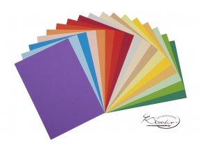 Barevné kopírovací papíry Eribo 80g/m2 A4