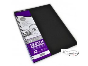 Blok Simply Sketch A3