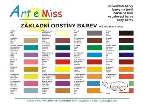 Barva na kůži a koženku Artemiss 12g