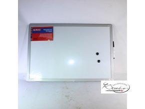 Magnetická tabule 60x80 cm