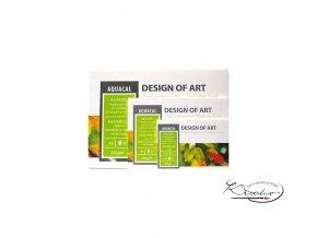 Aquacal bloky - Design of Art