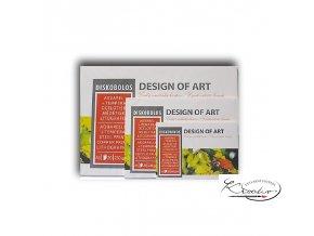 Diskobolos bloky - Design of Art