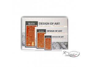 Grafické klasik bloky - Design of Art