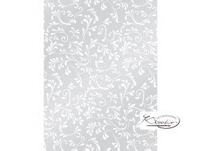Transparentní ozdobný papír Heyda 115g/m2