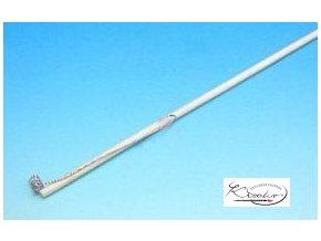 Tyčka k lampionu dřevěná 60 cm