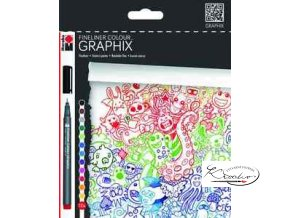 Fineliner Marabu Colour Graphix