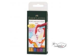 Artist Pens Basic 6 Faber-Castell